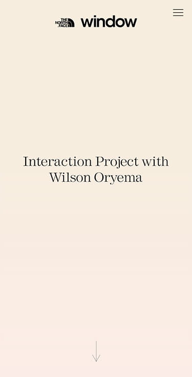 Interaction Project with Wilson Oryema