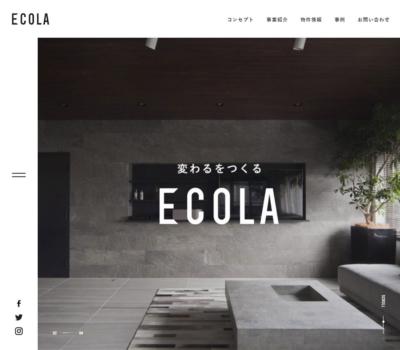 リノベーションの株式会社エコラ