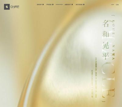 名和晃平 モノローグ アートは感性を変えられる。 | ART & GALLERY | GYRE