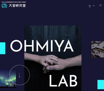大宮研究室 | 精密分子構築学/金沢大学 医薬保健研究域 薬学系