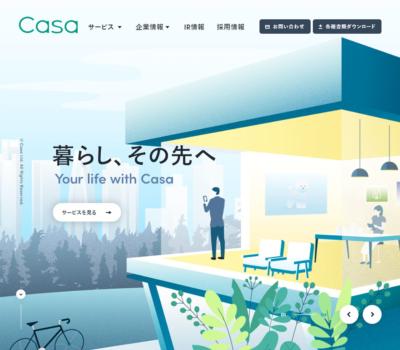 株式会社Casa