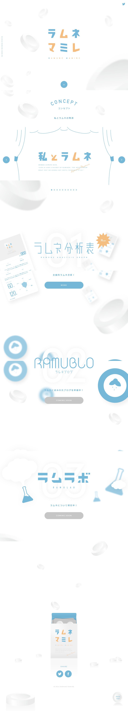ラムネマミレ