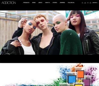 ADDICTION BEAUTY 公式オンラインショップ