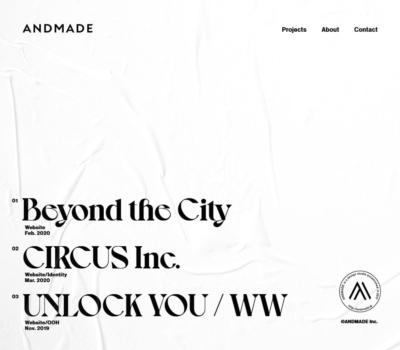 ANDMADE Inc.