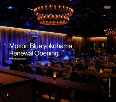 BLUE NOTE JAPAN