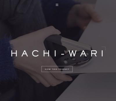 HACHI-WARI