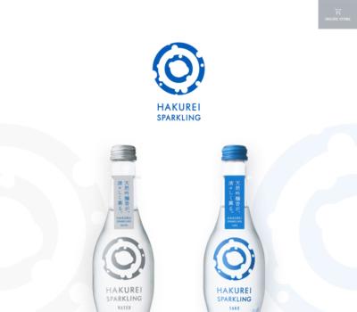 HAKUREI SPARKLING | ハクレイ酒造
