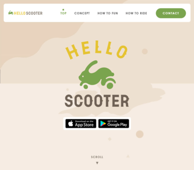 HELLO SCOOTER