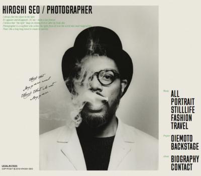 HIROSHI SEO / PHOTOGRAPHER