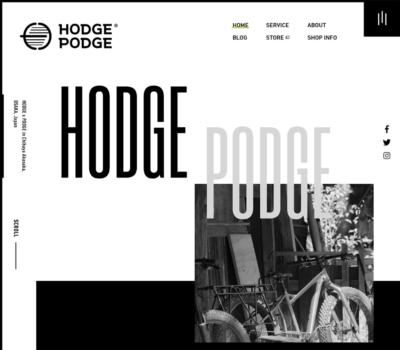 HODGE x PODGE