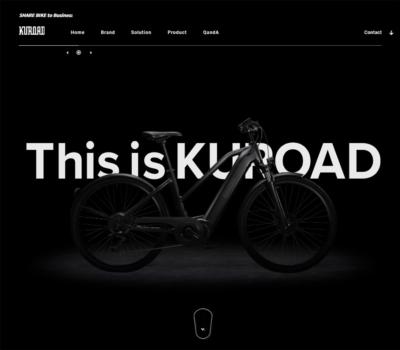 KUROAD – 誰もが⾃由に乗れるe-BIKE