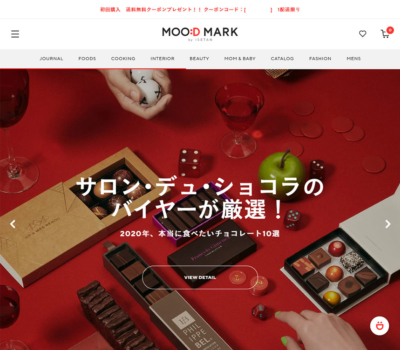 MOO:D MARK by ISETAN