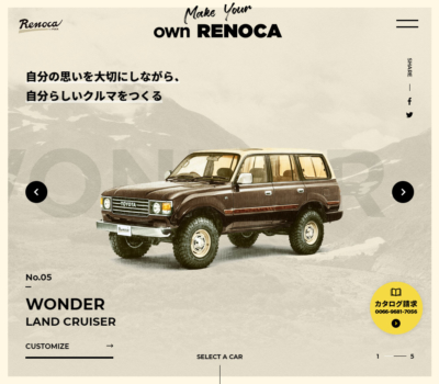 Make Your own RENOCA