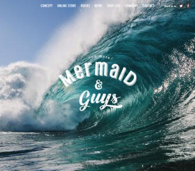 Mermaid & Guys