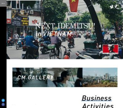 NEXT IDEMITSU! in VIETNAM