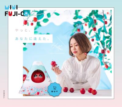 MINI FUJI-CO | 小さくおいしいリンゴの物語