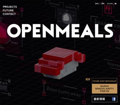 OPEN MEALS