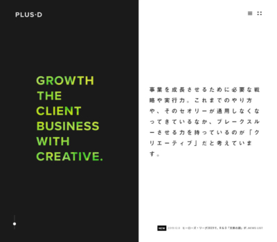 PLUS-D Inc.