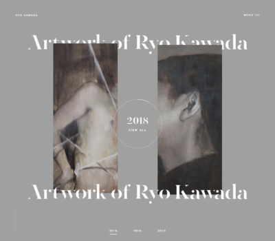 Ryo Kawada – Artist / Painter
