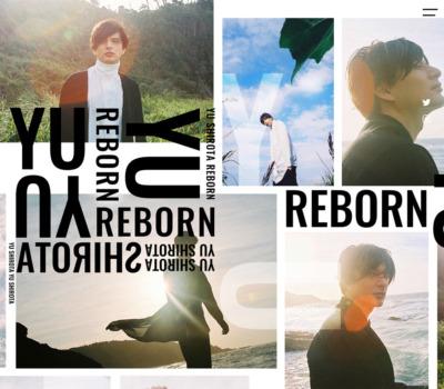 城田優 – YU SHIROTA 公式サイト