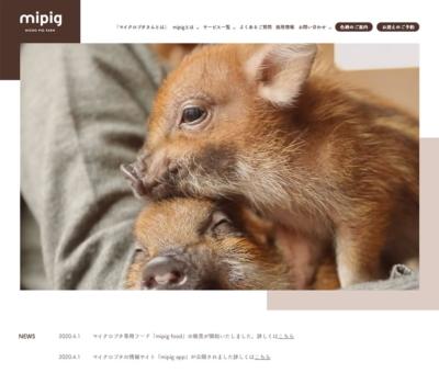 mipig MICRO PIG FARM