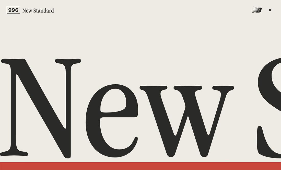 【NB公式】ニューバランス   996 New Standard